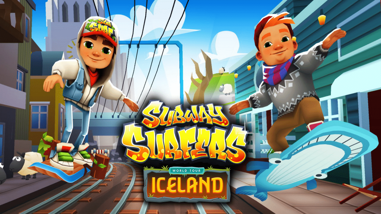 Download Subway Surfers APK for iOS/Android 9