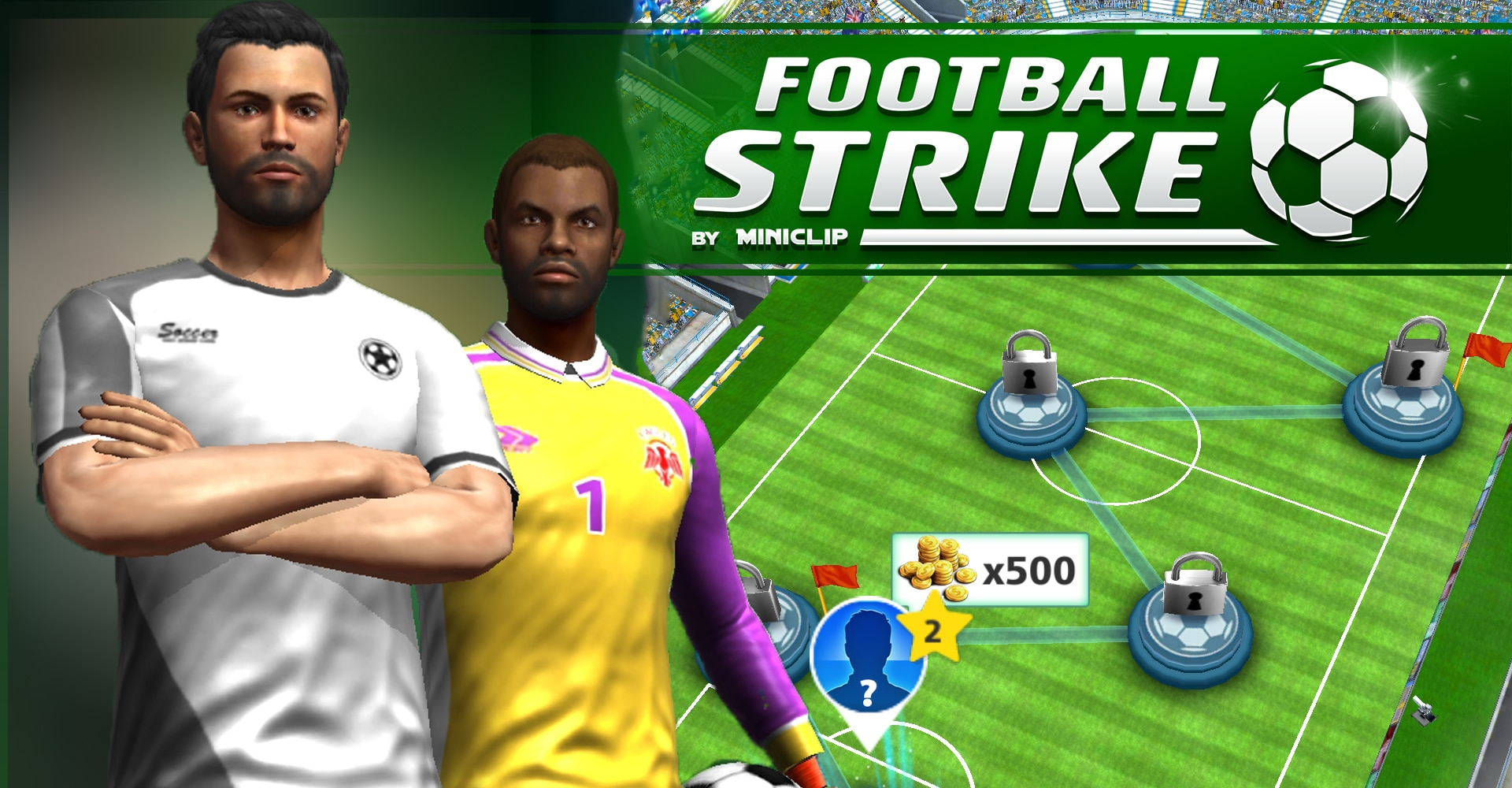 Download FOOTBALL STRIKE APK - For Android/iOS 15
