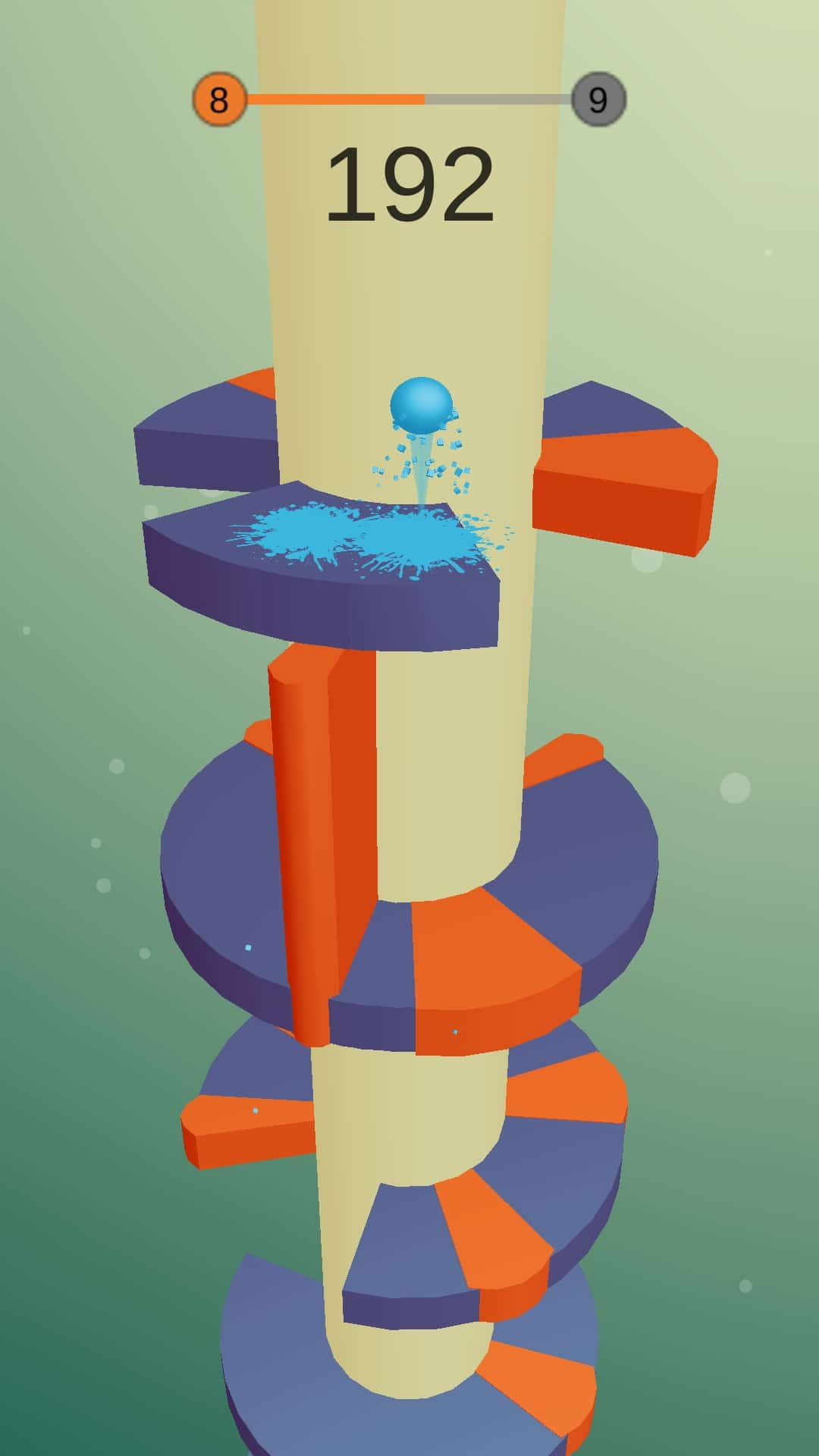 Download Helix Jump for Android/iOS 8