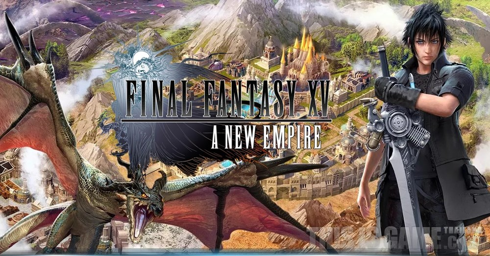 Download Final Fantasy XV: A New Empire APK for iOS/Android 4