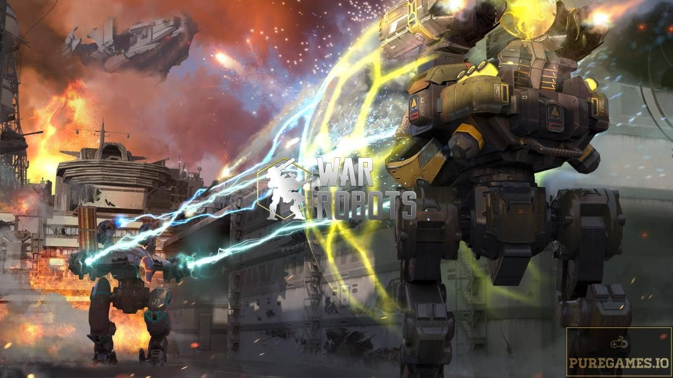 Download War Robots APK for Android/iOS 14