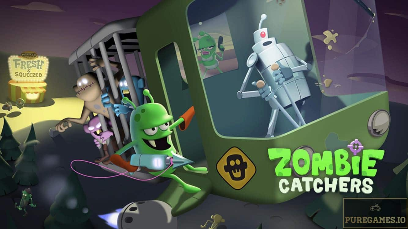 Download Zombie Catchers APK for Android/iOS 12
