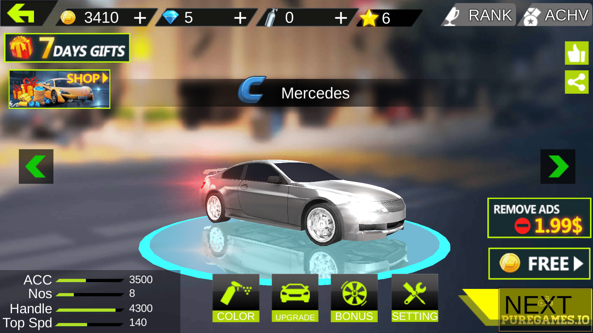 Download Real City Drift Racing Driving APK for Android/iOS 8