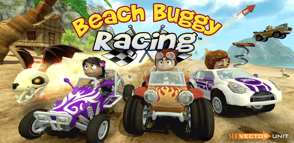 Download Beach Buggy Racing – For Android/iOS 14