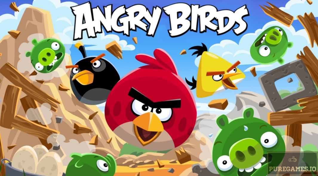 Download Angry Birds APK - For Android/iOS 14