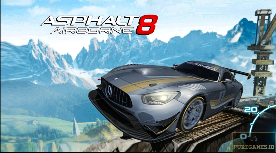 Download Asphalt 8: Airborne APK - For Android/iOS 10