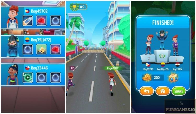 bus rush 2 mod apk download