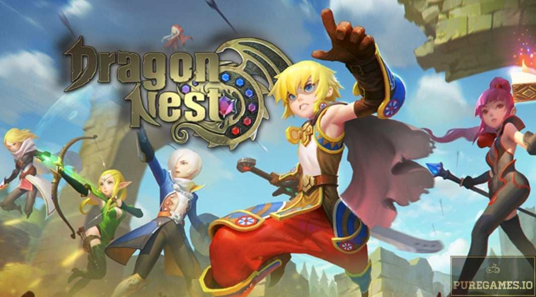 Download Dragon Nest M SEA APK - For Android/iOS 8