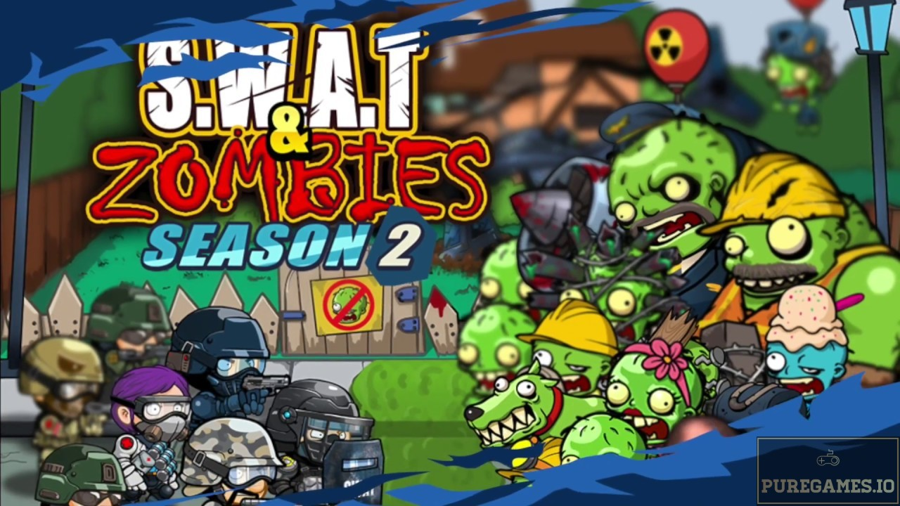 Download SWAT and Zombies Season 2 APK for Android 15