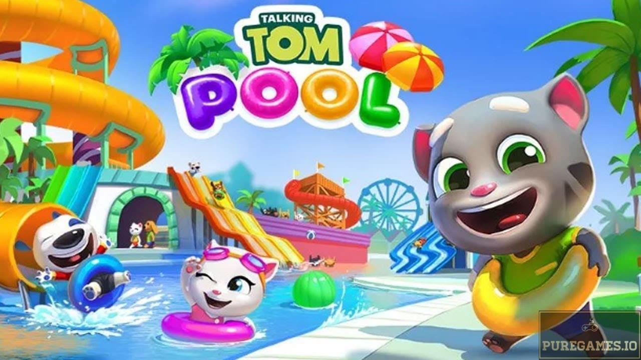 Talking Tom Pool