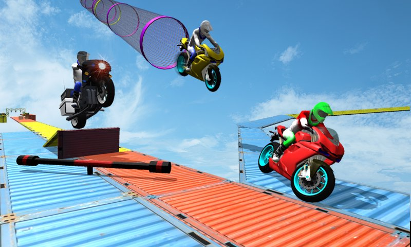 Download Impossible Moto Bike BMX Tracks Stunt APK for Android 20