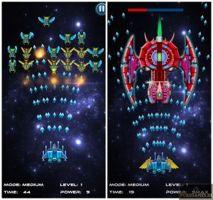Download Galaxy Attack : Alien Shooter APK - For Android/iOS