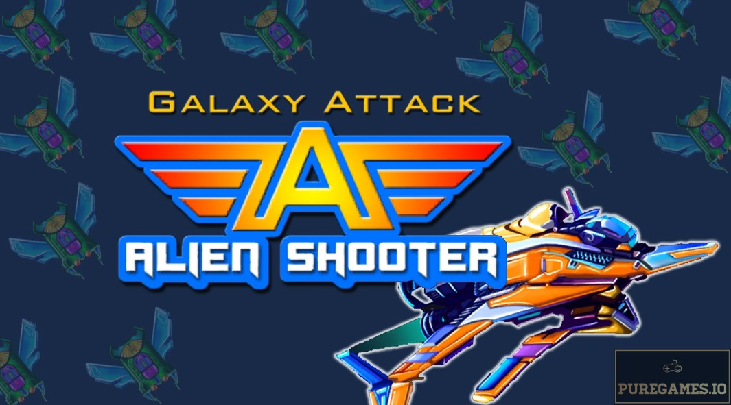 Download Galaxy Attack : Alien Shooter APK - For Android/iOS 10