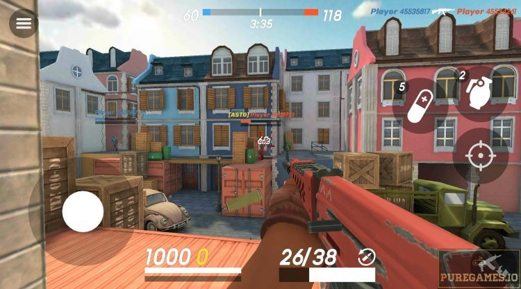 Download Guns of Boom APK - For Android/iOS - PureGames