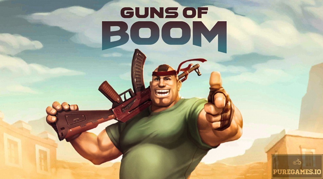 Download Guns of Boom APK - For Android/iOS 8