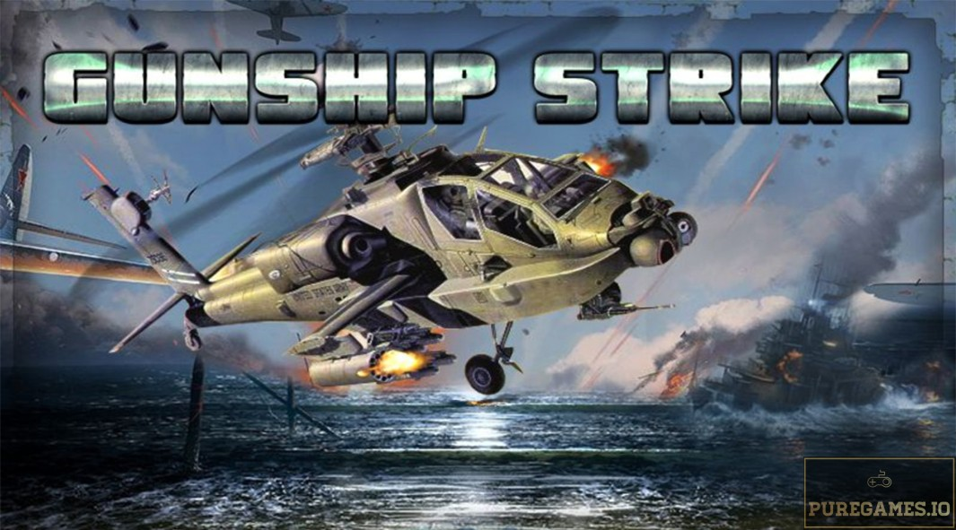 Download Gunship Strike 3D APK - For Android/iOS 10