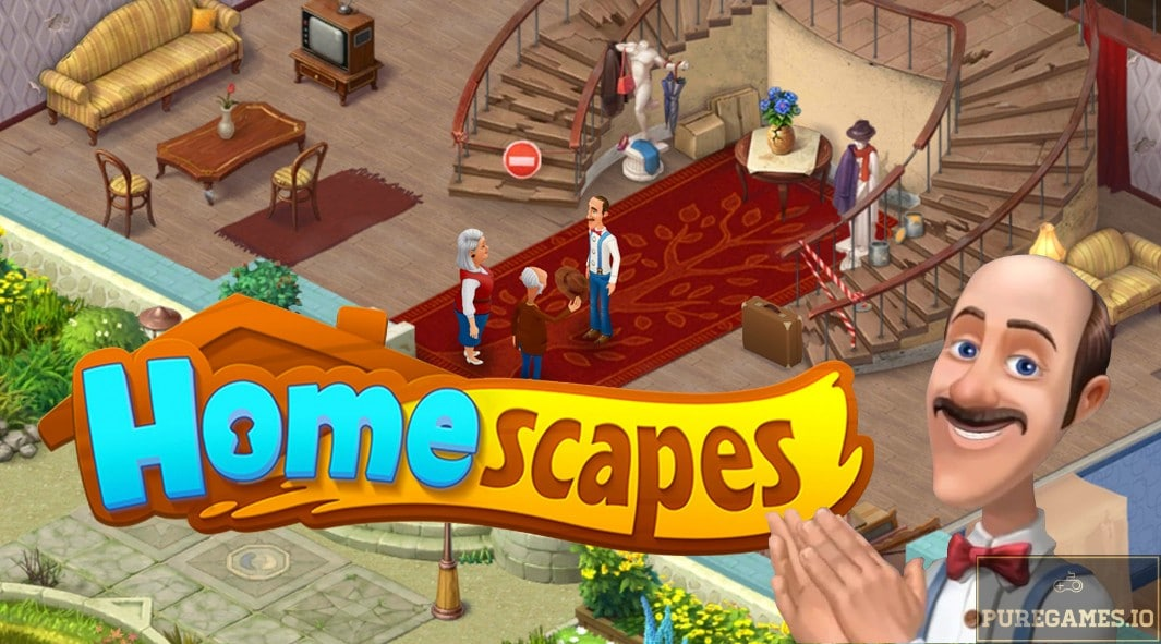 Download Homescapes APK - For Android/iOS 8