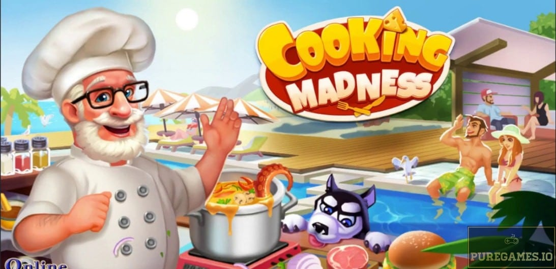 Download Cooking Madness - A Chef's Restaurant Games APK for Android/iOS 6