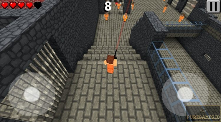 Download Jailbreak Escape Craft APK - For Android/iOS - PureGames