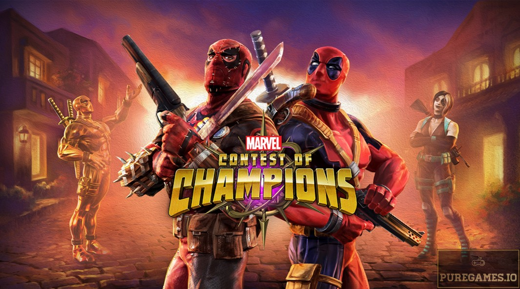 Download MARVEL Contest of Champions APK - For Android/iOS 12