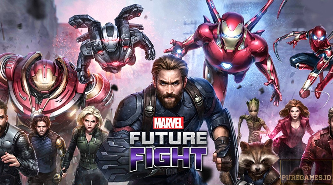 Play Marvel Future Fight APK Mobile 14