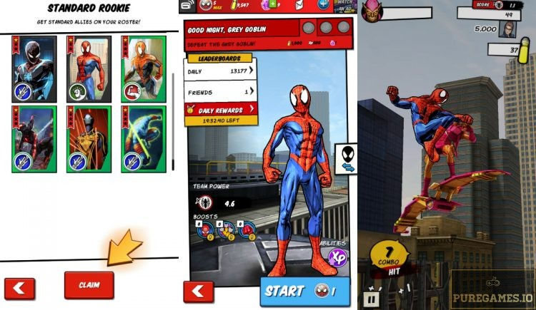 Download MARVEL Spider-Man Unlimited APK - For Android/iOS