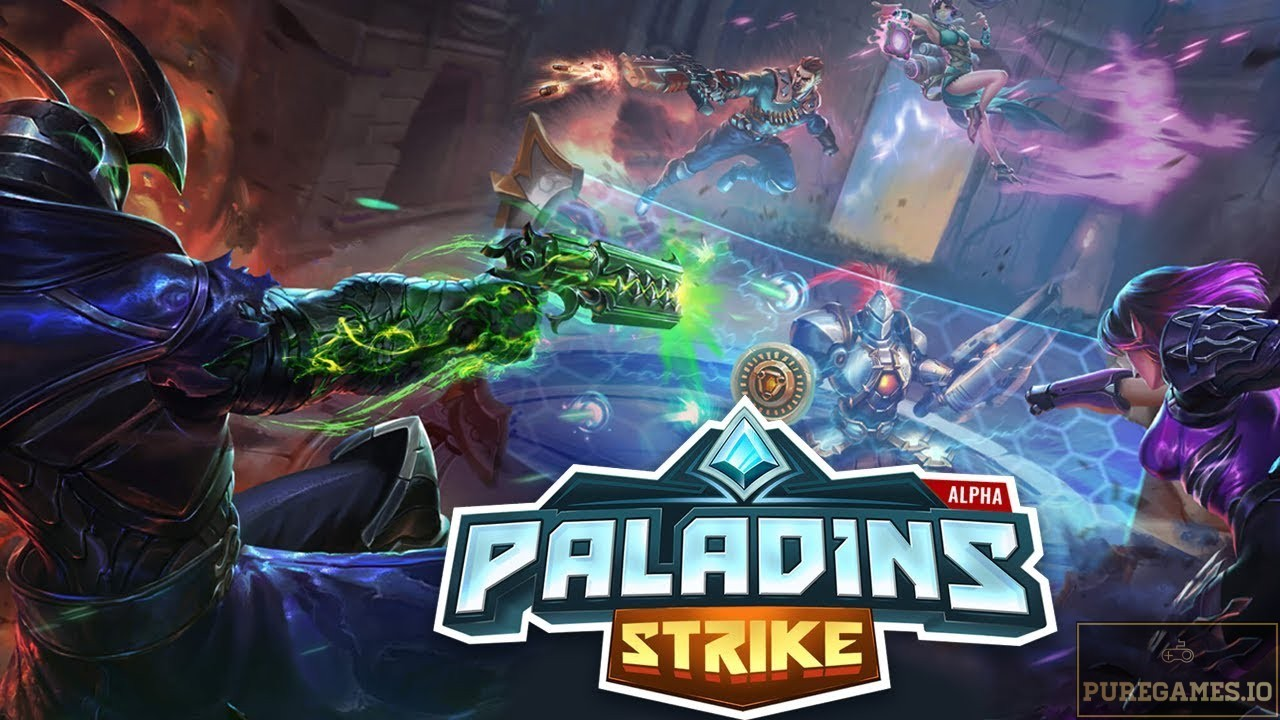 Download Paladins Strike APK for Android/iOS 14