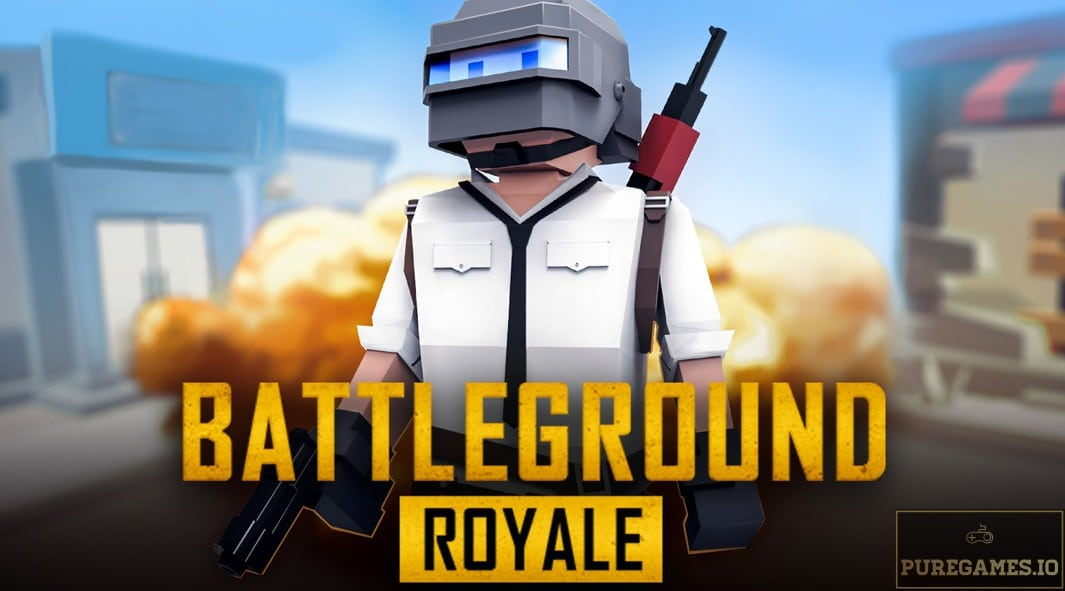 Download Pixel's Unknown Battle Ground Royale APK - For Android/iOS 14