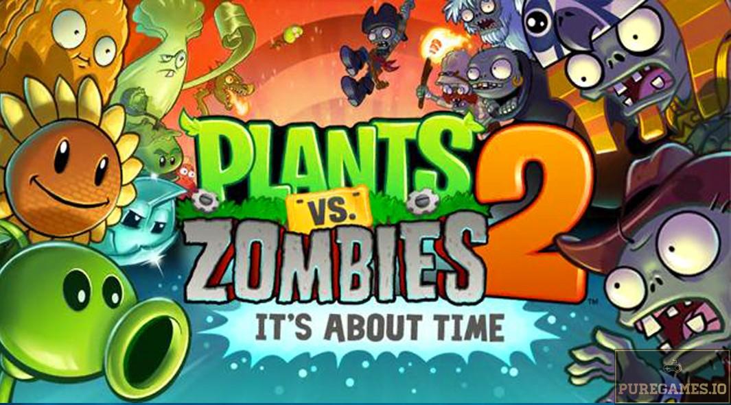 Download Plants Vs Zombies 2 APK - For Android/iOS 10