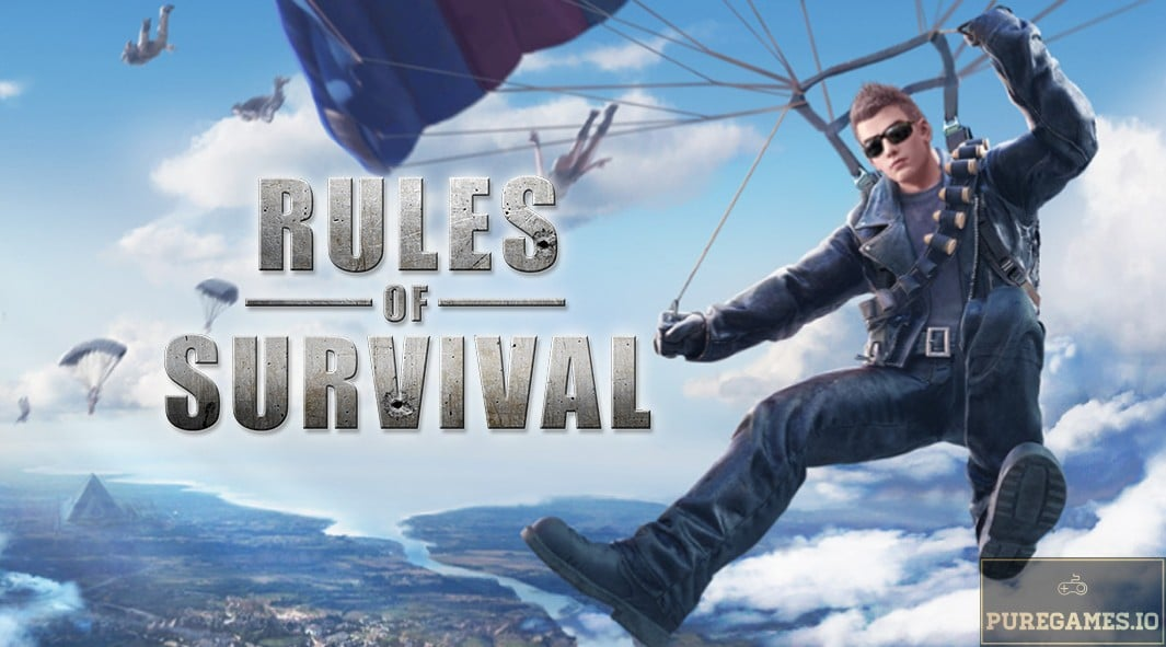 Download Rules of Survival - Battle Royale Game APK - For Android/iOS 10