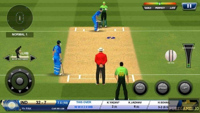 Download Real Cricket 18 APK for Android/iOS - PureGames