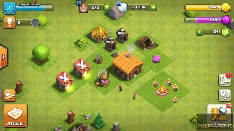 android clash of clans apk download