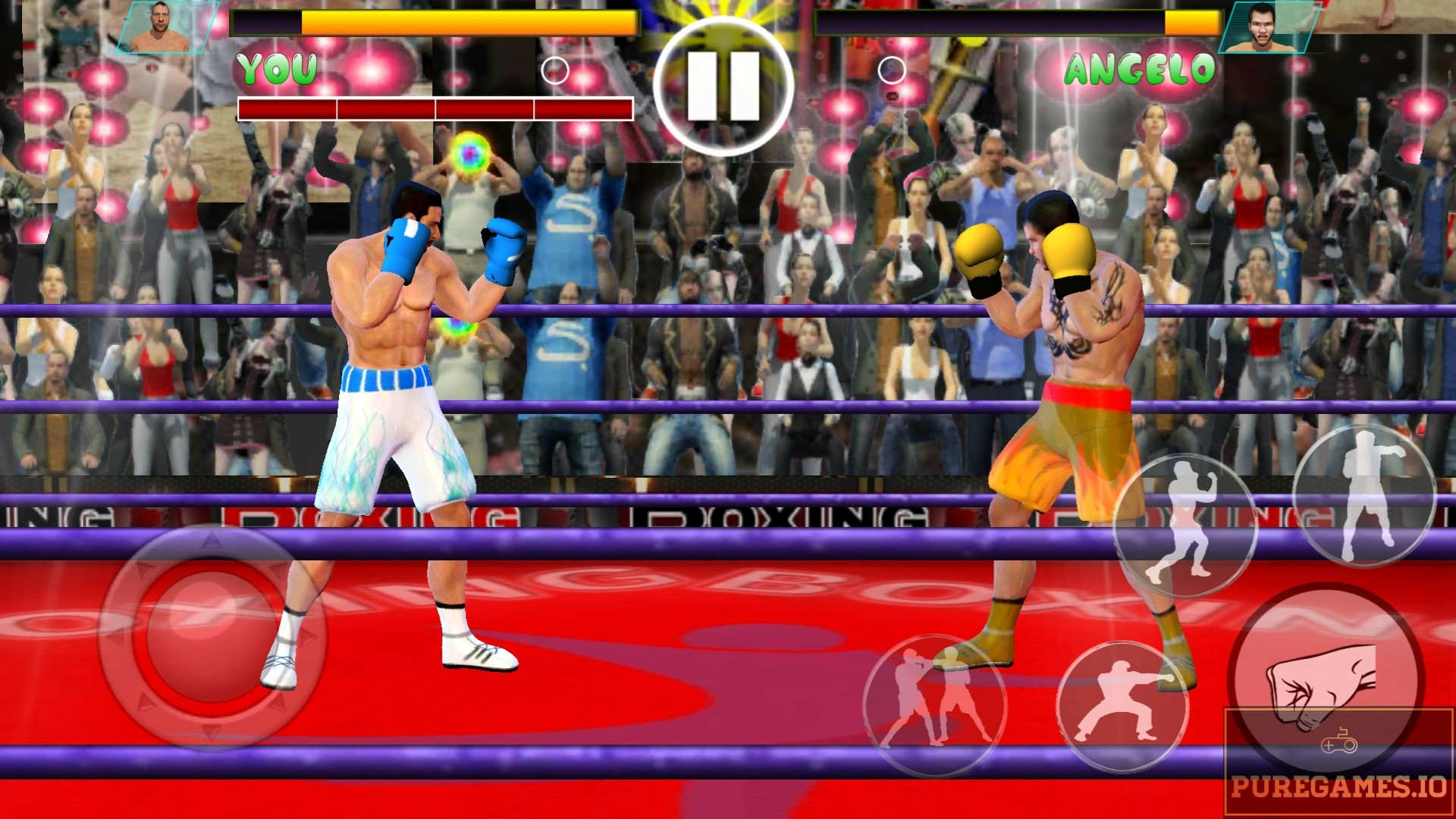 Download Ninja Punch Boxing Warrior: Kung Fu Karate Fighter APK - For Android 6