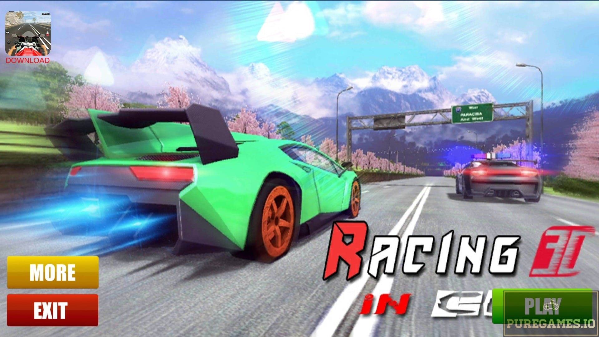Download Racing In Car 3D APK - For Android 3