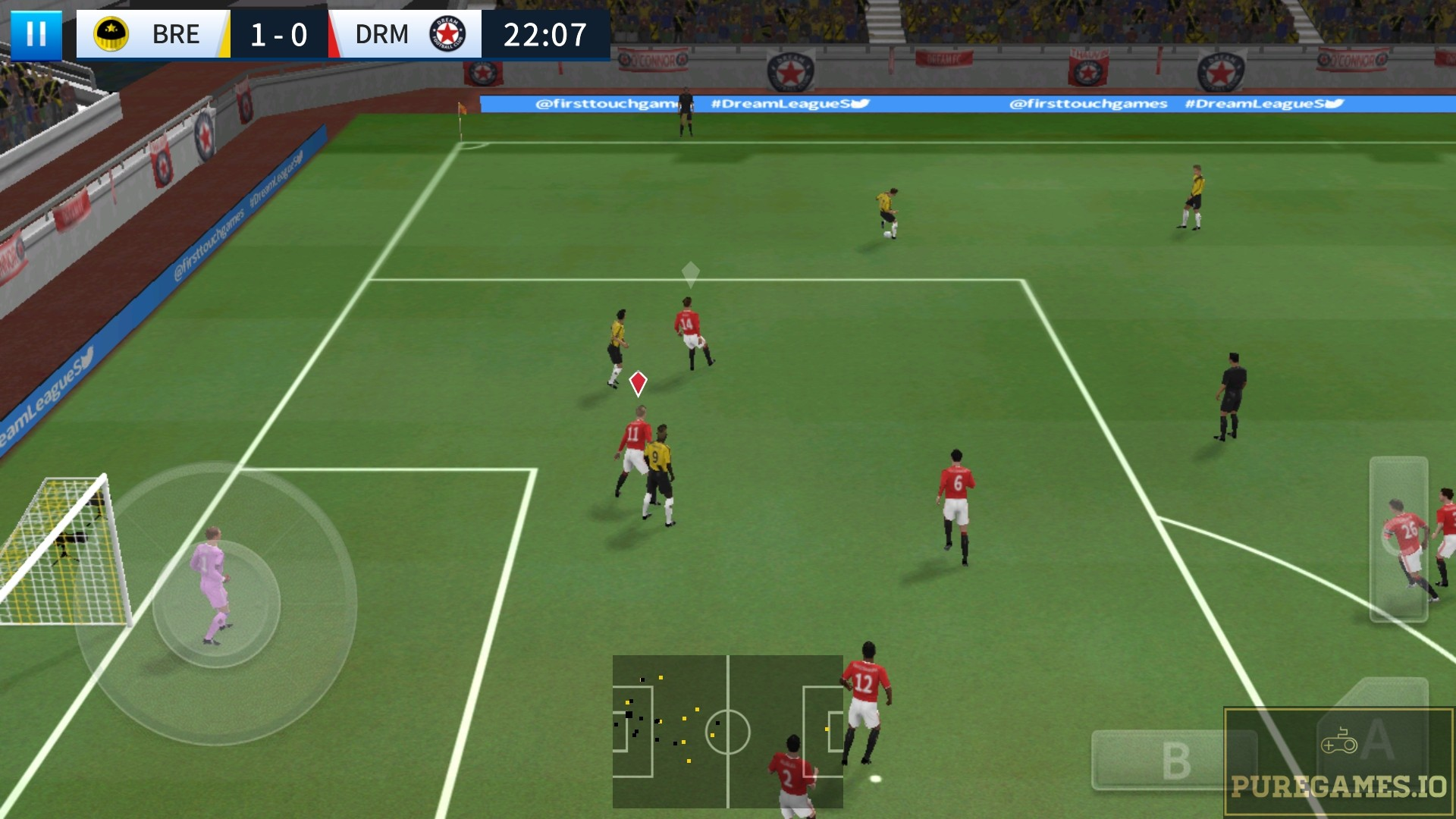 Download Dream League Soccer 2018 APK - For Android/iOS 22