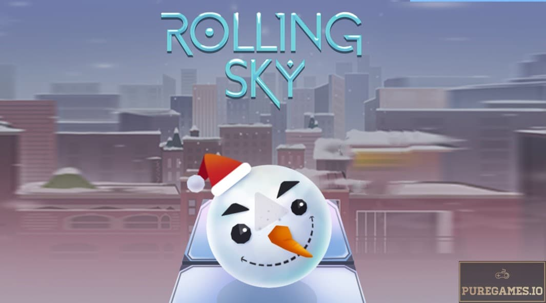 Download Scrolling Ball in Sky APK - For Android/iOS 10