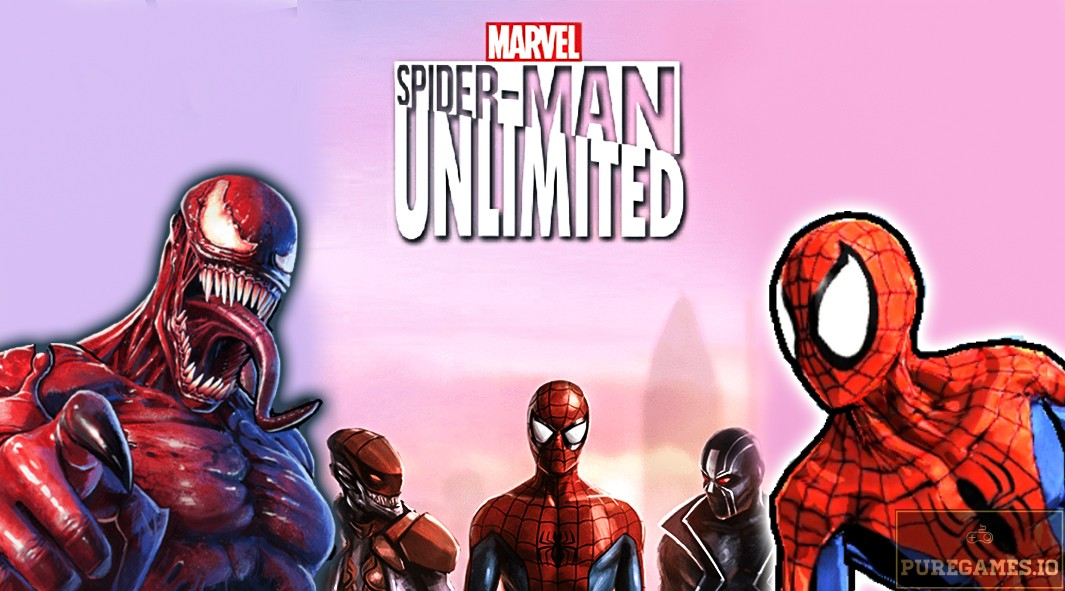 Download MARVEL Spider-Man Unlimited APK - For Android/iOS 8