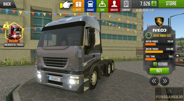 Download Truck Simulator 2018 : Europe APK - For Android/iOS
