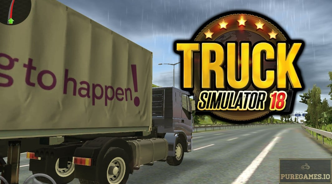 Download Truck Simulator 2018 : Europe APK - For Android/iOS 11