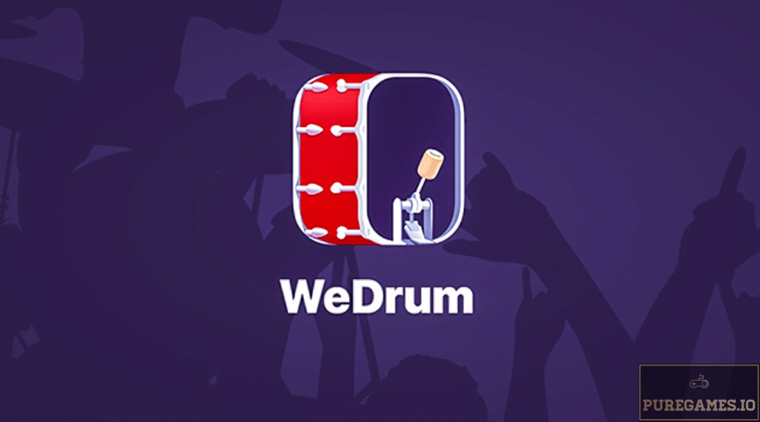 Download WeDrum: Drum Set Music Game & Drum Kit Simulator APK - For Android/iOS 8