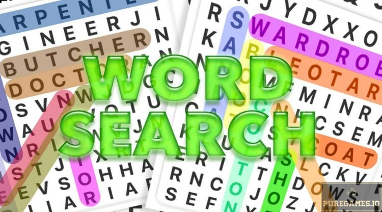 Download Word Search APK - For Android/iOS - PureGames