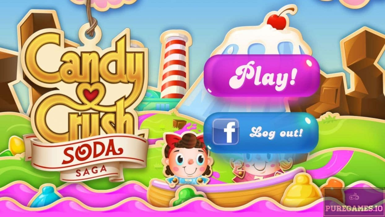 Download Candy Crush Saga (Android/iOS) 4