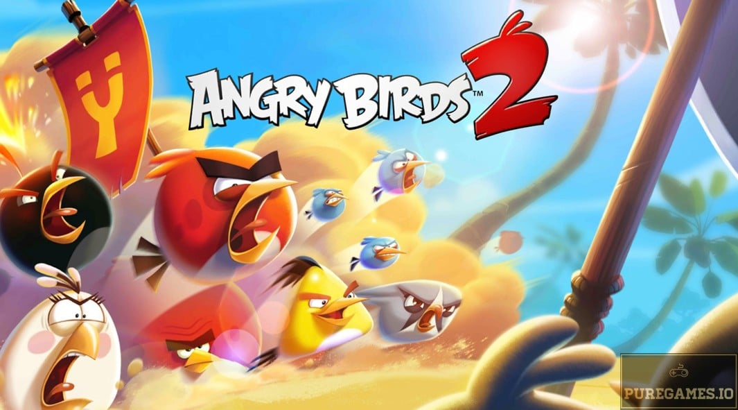 Download Angry Birds 2 APK - For Android/iOS 13