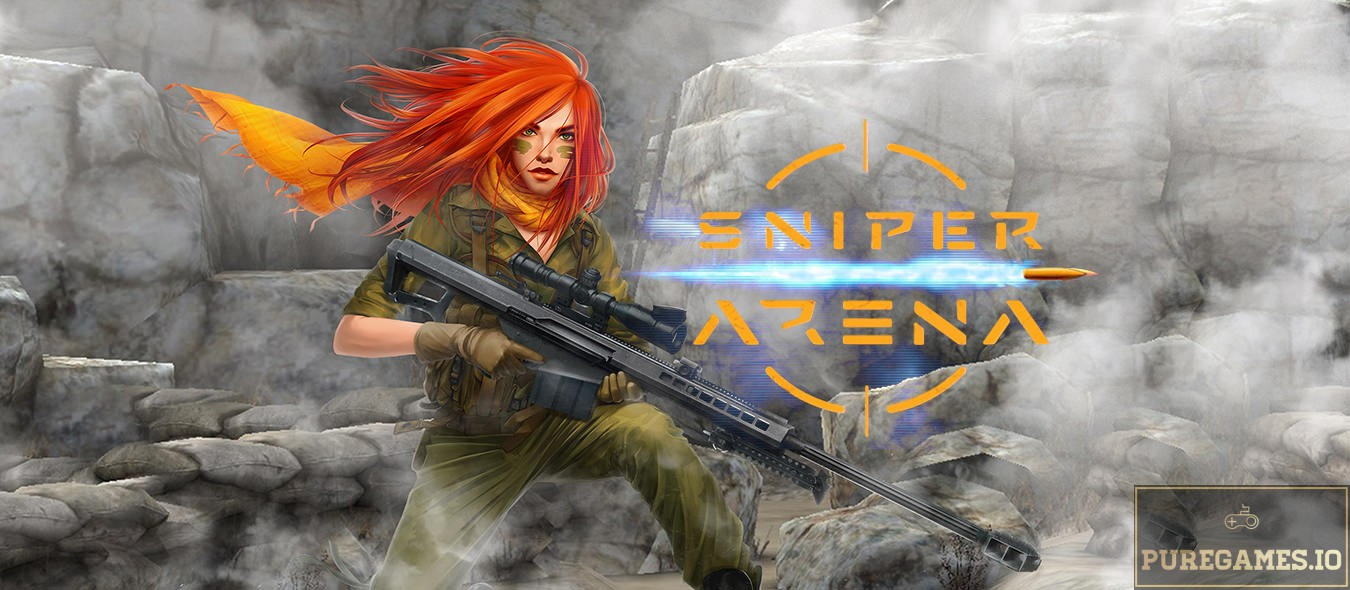 Download Sniper Arena: PvP Army Shooter for Android/iOS 13