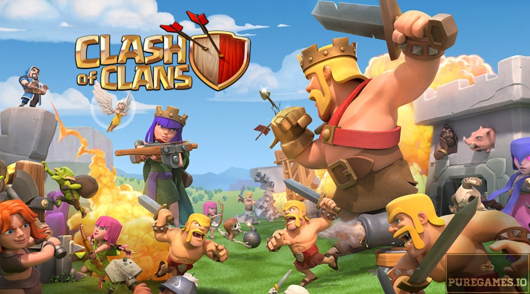 Download Clash of Clans APK - For Android/iOS 8