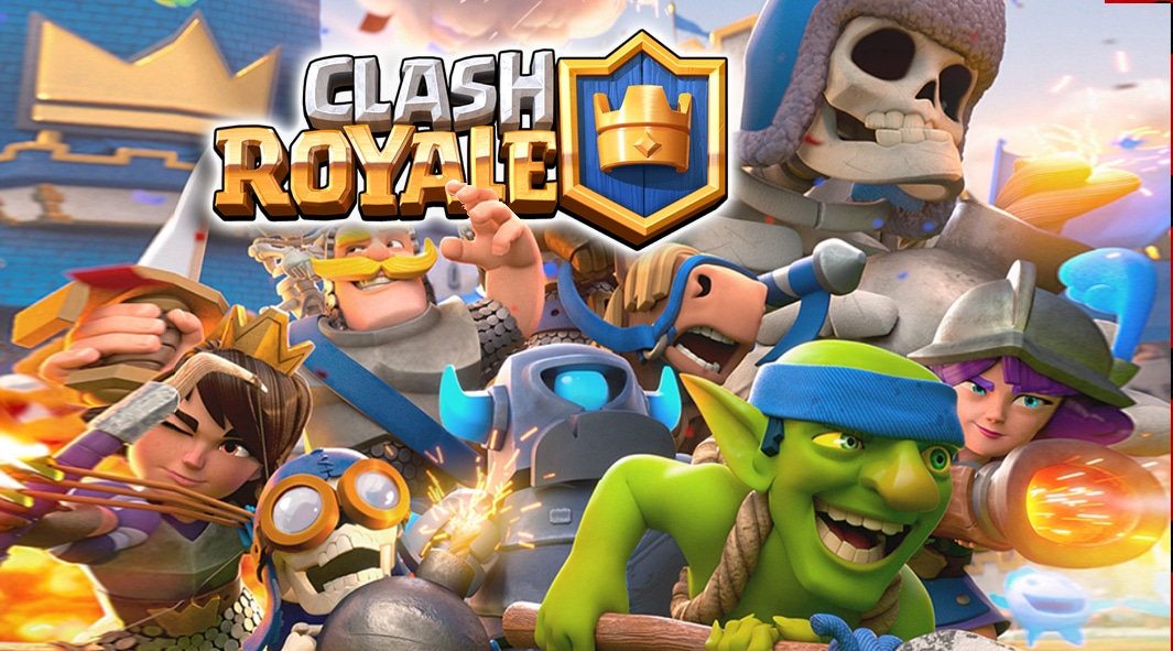 Download CLASH ROYALE APK - For Android/iOS 5