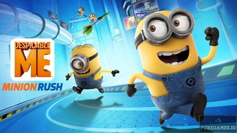 Download Minion Rush: Despicable Me Official Game APK for Android/iOS 15