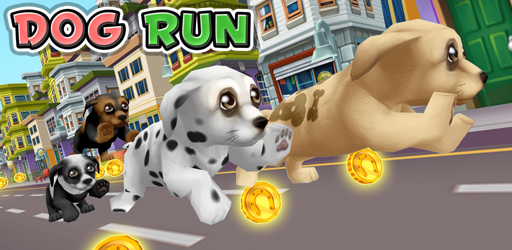 Download Dog Run - Pet Dog Simulator APK for Android/iOS 2