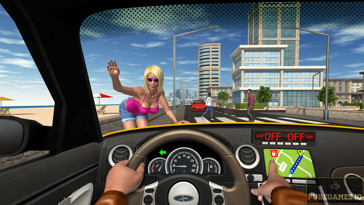 Download Taxi Game APK – For Android/iOS 11