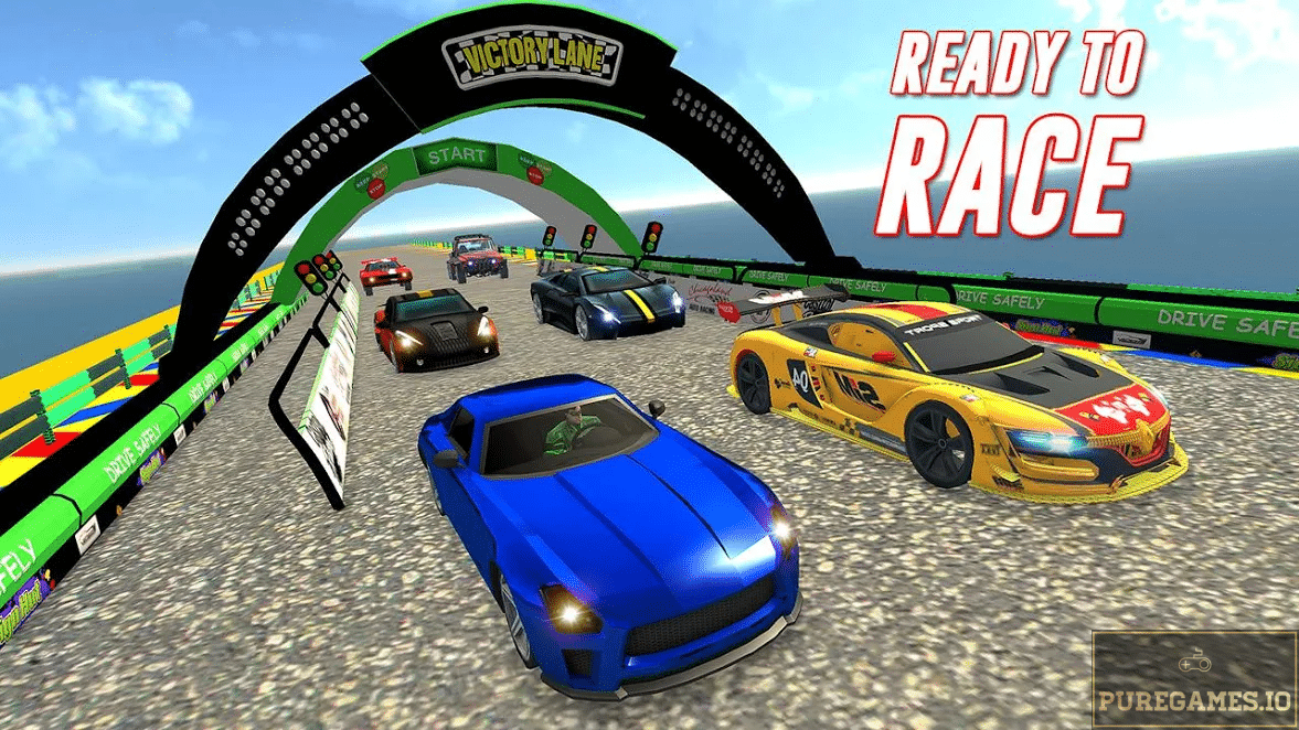 Download GT Racing Stunts: Tuner Car Driving APK – For Android/iOS 4